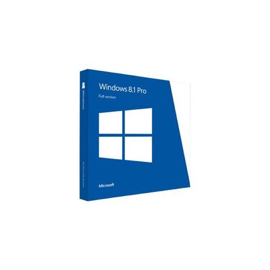Windows 8.1 Pro - bokspakke