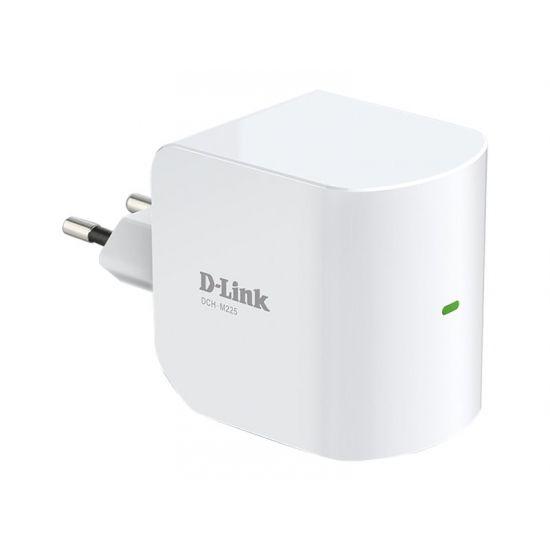 mydlink Home Music Everywhere - trådløs audio forlænger - IEEE 802.11b, IEEE 802.11g, IEEE 802.11n