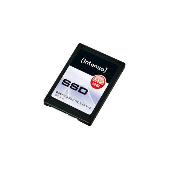 Intenso &#45 512GB - SATA 6 Gb/s - 7 pin Serial ATA