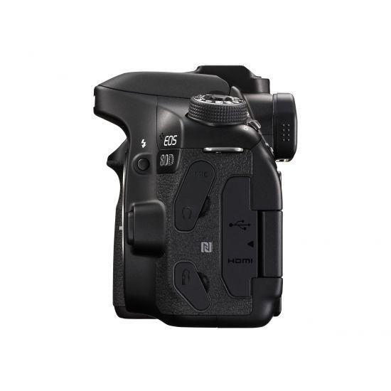 Canon EOS 80D - digitalkamera - kun kamerahus