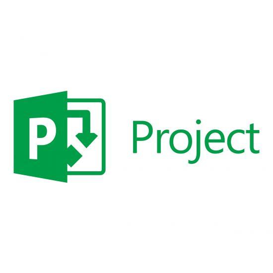 Microsoft Project Online Premium - licensabonnemet - 1 licens
