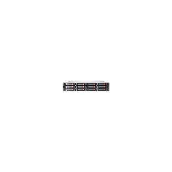 HPE P2000 G3 iSCSI MSA Dual Controller SFF Array - harddisk-array