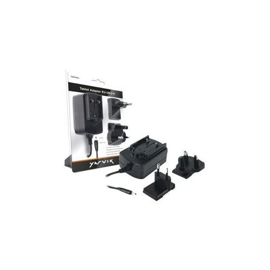 Yarvik YAC201 Tablet Adapter - strømforsyningsadapter