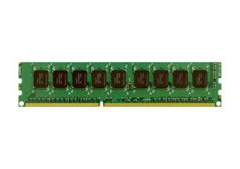 Synology &#45 4GB: 2x2GB &#45 DDR3 &#45 1600MHz &#45 DIMM 240-pin