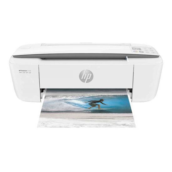 HP Deskjet 3720 All-in-One - multifunktionsprinter (farve)