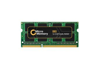 MicroMemory &#45 8GB &#45 DDR3 &#45 1600MHz &#45 SO DIMM 204-PIN