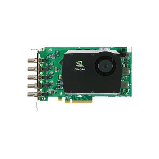 PNY NVIDIA Quadro SDI Capture Card - videooptagelsesadapter - PCIe x8