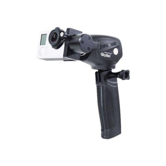 Rollei iFootage eGimbal G1 - støttesystem - håndholdt stabilisator