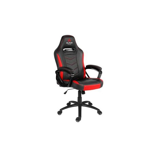 Alpha Gamer Kappa Black/Red