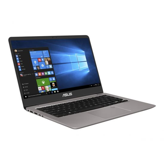 ASUS ZenBook UX410UA GV354T - Intel Core i5 (8. Gen) 8250U / 1.6 GHz - 8 GB DDR4 - 256 GB SSD - (M.2) SATA 6Gb/s - Intel UHD Graphics 620 - 14""