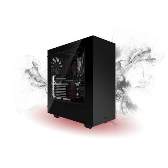 Føniks Banshee III Færdigsamlet Gamer Computer - Intel i5 8400 - 8GB DDR4 - Nvidia GTX 1060 3GB - 240GB SSD + 1TB HDD - Windows 10