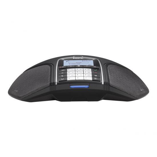 Konftel 300Mx - sort lakrids - 3G GSM - mobilkonferencetelefon