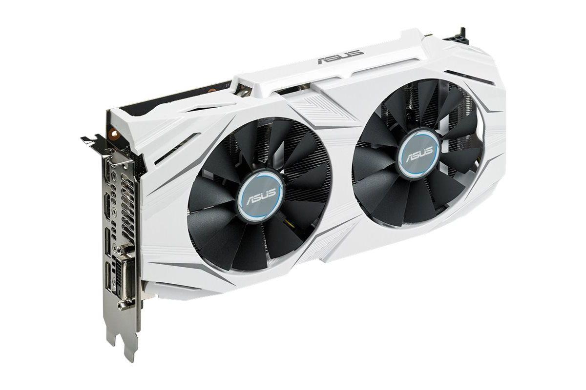 ASUS GeForce DUAL-GTX1060-6G grafikkort