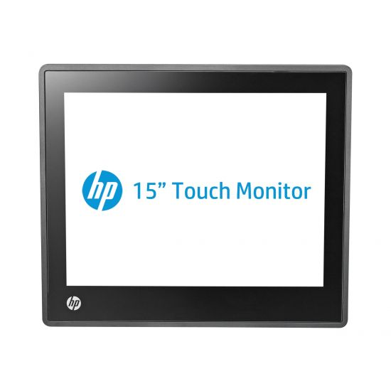 "HP L6015tm Retail Touch Monitor &#45 WLED 15"" TN - 1024x768 ved 60Hz"
