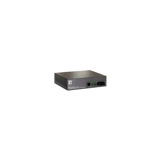LevelOne Procon FVT-0203TXFC - fibermedieomformer - 10Mb LAN, 100Mb LAN