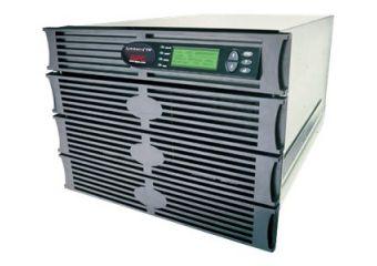 APC Symmetra RM 2kVA Scalable to 6kVA N+1