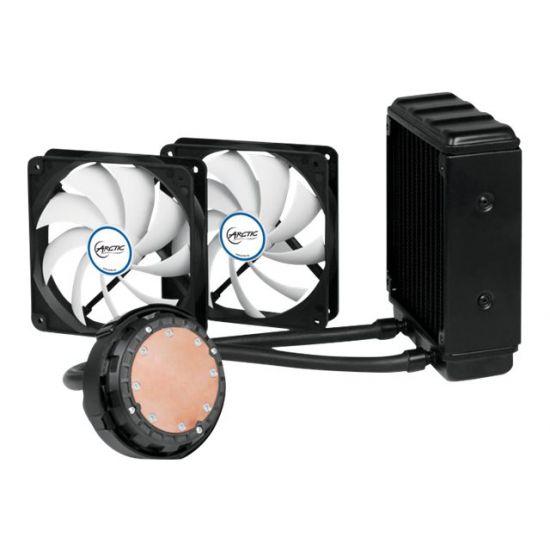 ARCTIC Liquid Freezer 120 - kølevæskesystem CPU varme udveksler med integreret pumpe