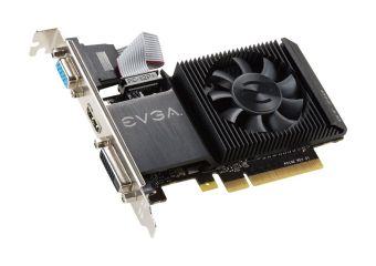 EVGA GeForce GT 710 grafikkort