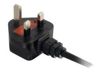 C2G 17 AWG 250 Volt 16 Amp Power Cord
