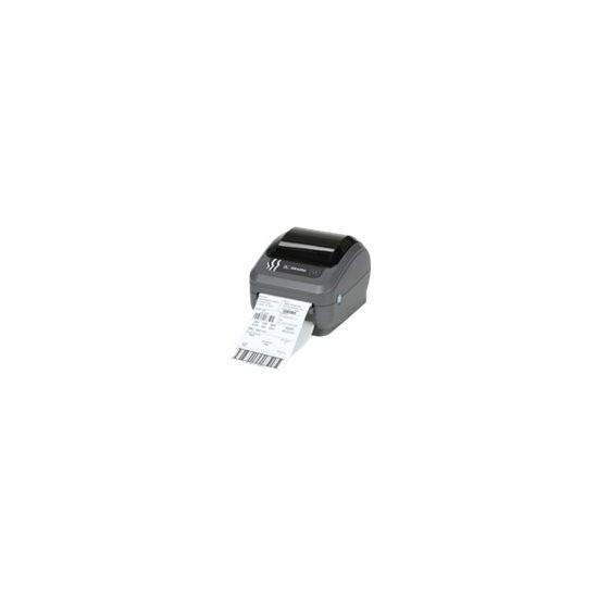 Zebra G-Series GK420d USB/LAN Dispenser/Peeler - Etiketprinter