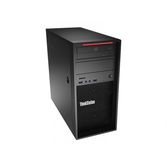 Lenovo ThinkStation P320 30BH - tower - Core i7 7700 3.6 GHz - 16 GB - 512 GB - Nordisk