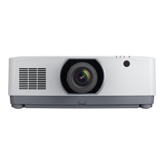 NEC PA653UL - 3LCD-projektor - 3D - LAN - med NP41ZL lens