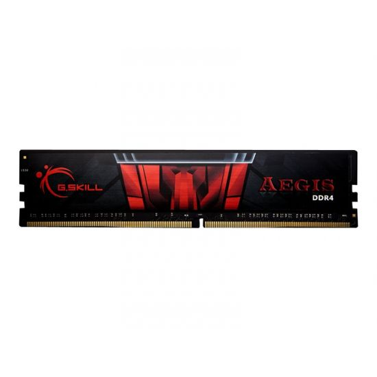 G.Skill AEGIS &#45 8GB &#45 DDR4 &#45 2400MHz &#45 DIMM 288-PIN - CL17