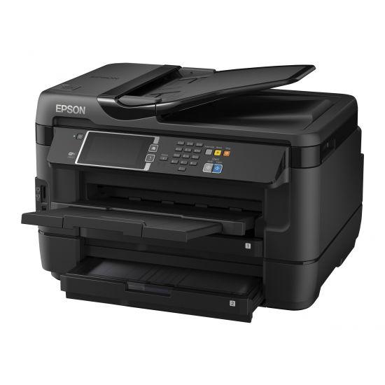 Epson WorkForce WF-7620DTWF - multifunktionsprinter (farve)
