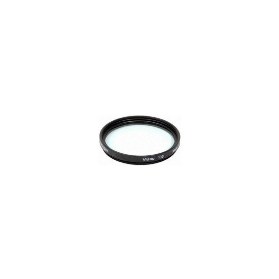 Heliopan VIDEO 103 - filter - infrarød - 62 mm