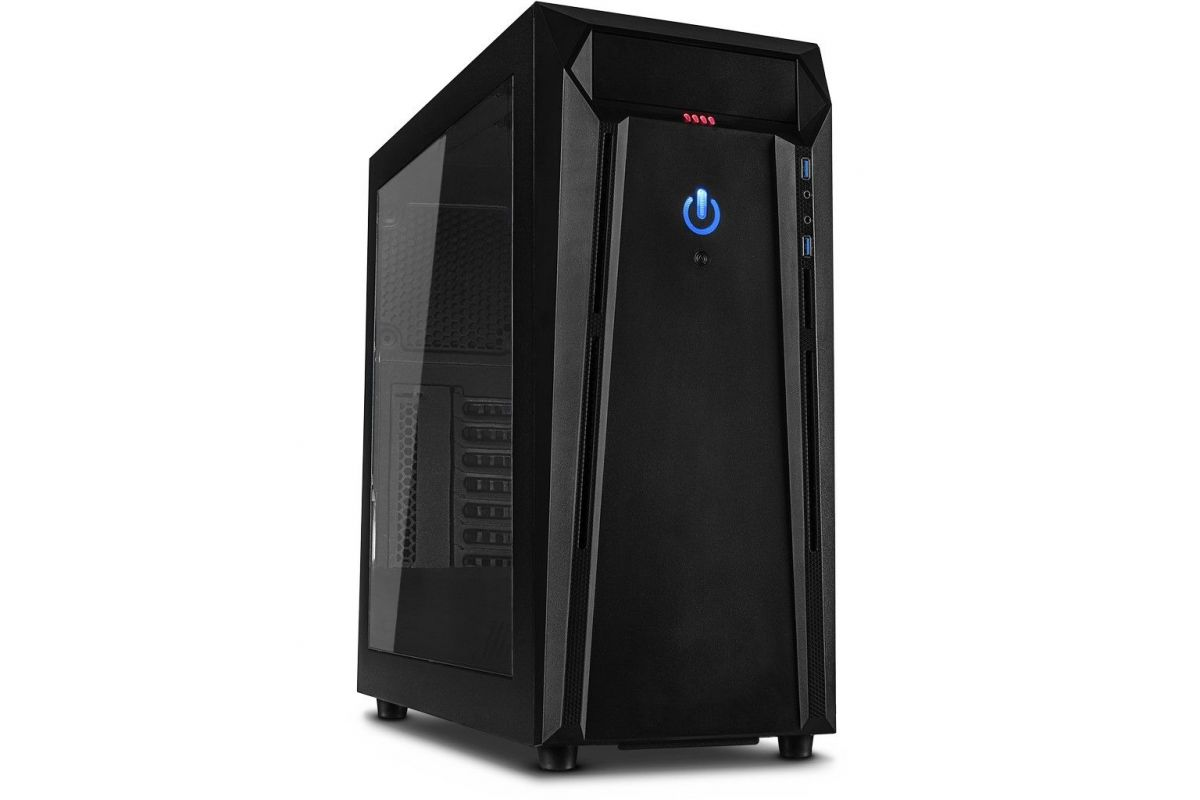 Føniks Intel i5/GTX1050Ti Gamer Computer