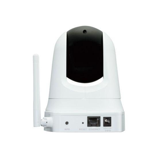 D-Link DCS 5020L Wireless N Day & Night Pan/Tilt Cloud Camera - netværksovervågningskamera