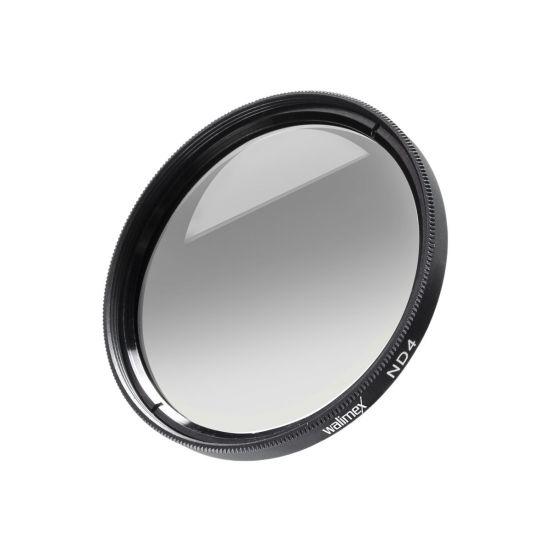 Walimex ND4 - filter - gråfilter - 58 mm