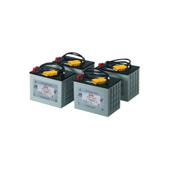 APC Replacement Battery Cartridge #14 - UPS-batteri - Blysyre