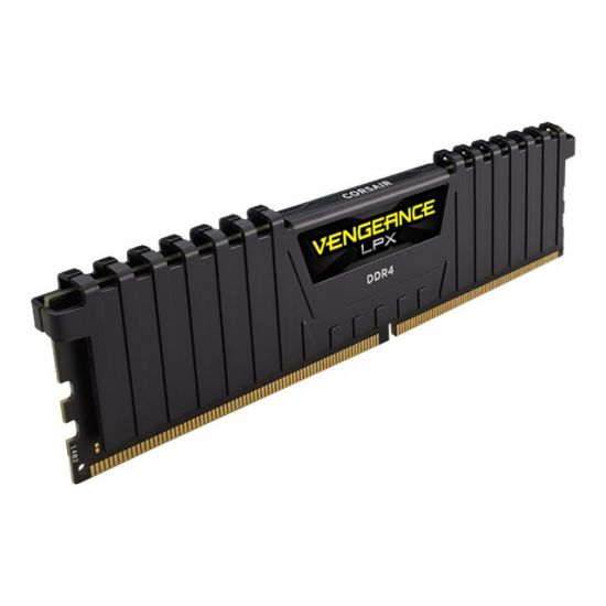 CORSAIR Vengeance LPX &#45 32GB: 2x16GB &#45 DDR4 &#45 3000MHz &#45 DIMM 288-PIN - CL16