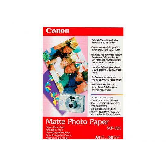 Canon MP-101 - fotopapir - 50 ark - A4