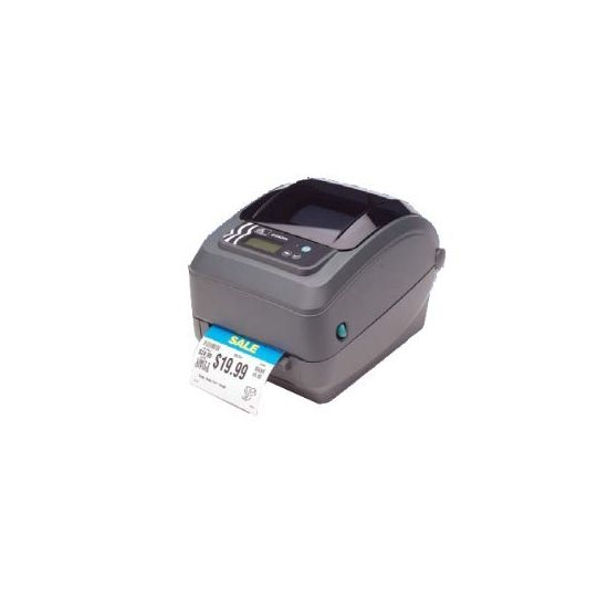 Zebra GX Series GX420t - etiketprinter - monokrom - direkte termisk/termisk transfer
