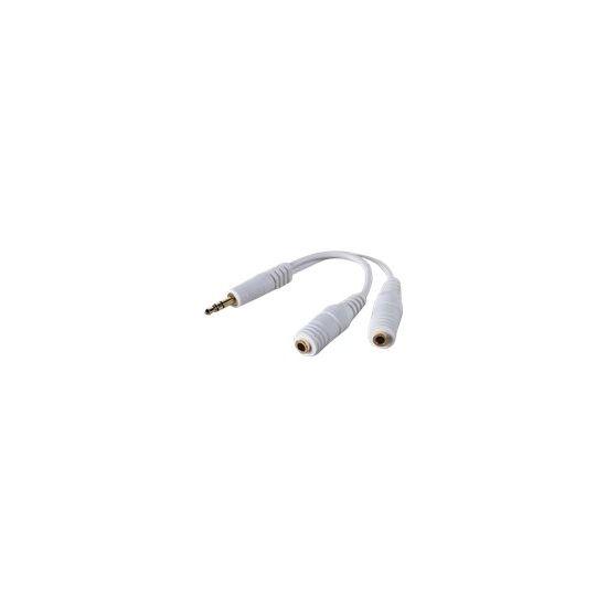 Belkin Headphone Splitter - splitter til hovedtelefoner