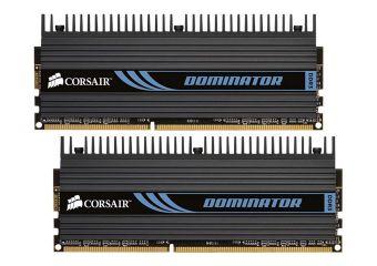 Corsair Dominator &#45 8GB: 2x4GB &#45 DDR3 &#45 1600MHz &#45 DIMM 240-pin