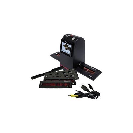 Rollei DF-S 100 SE - filmscanner - desktopmodel - USB 2.0