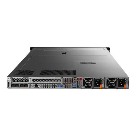 Lenovo ThinkSystem SR630 - rack-monterbar - Xeon Silver 4108 1.8 GHz - 16 GB