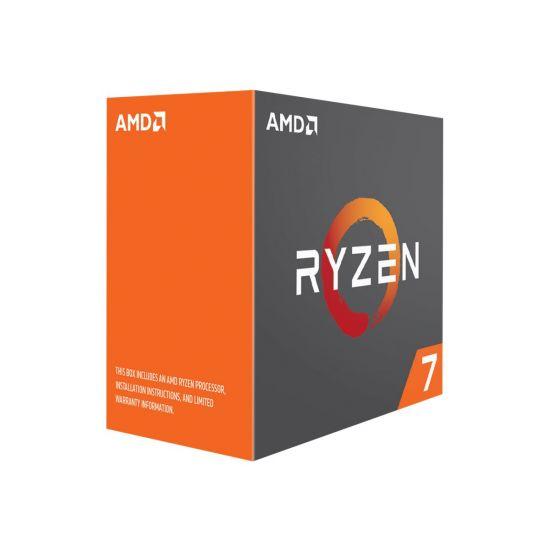 AMD Ryzen 7 1700X / 3.4 GHz Processor - AM4