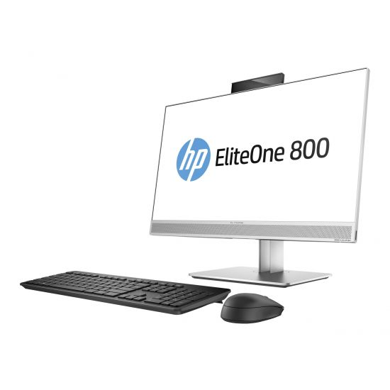 HP EliteOne 800 G3 - alt-i-én - Core i5 7500 3.4 GHz - 8 GB - 256 GB - LED 23.8""
