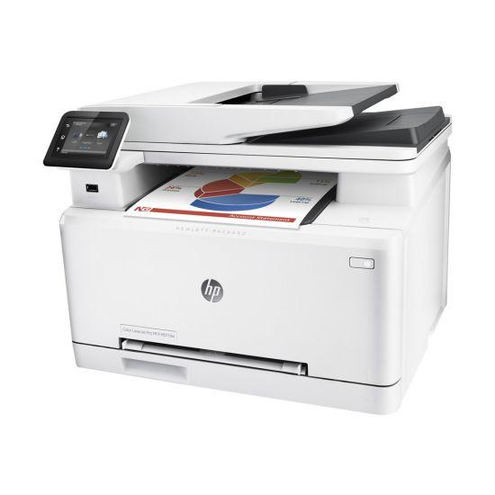 HP LaserJet Pro MFP M277dw - multifunktionsprinter (farve)