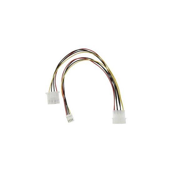 ICIDU strømforsyningsadapter - 25 cm