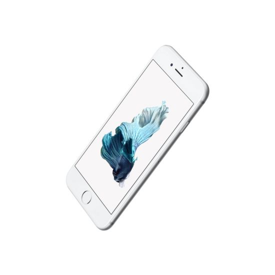 Apple iPhone 6s - sølv - 4G LTE, LTE Advanced - 32 GB - CDMA / GSM - smartphone