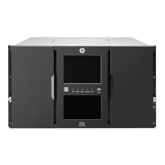 HPE StoreEver MSL6480 Scalable Base Module - båndbibliotek - ingen bånddrev