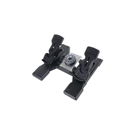 Logitech Flight Rudder Pedals - pedaler - kabling