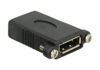 DeLOCK DisplayPort coupler