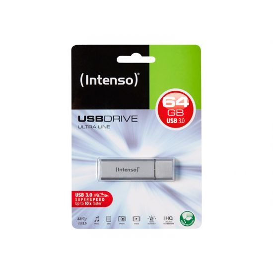 Intenso Ultra Line - USB flashdrive - 64 GB