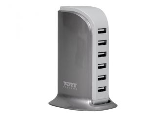 PORT strømforsyningsadapter
